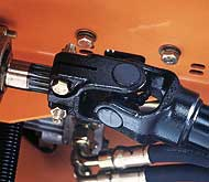 Dual 16cc hydraulic pumps